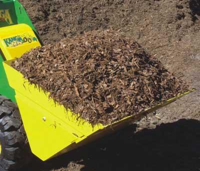 loading shovel isle of wight