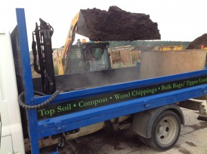 compost loading