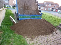 compost and top soil iow