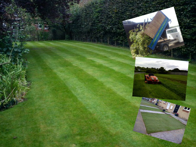 Isle of wight gardening and landscaping services iow uk for Gardening services