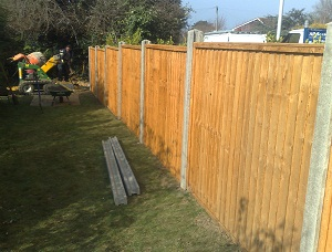 concrete slotted fence 1