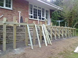 decking iow uk