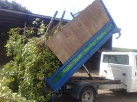 green waste removal isle of wight