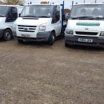 trucks isle of wight gardening services