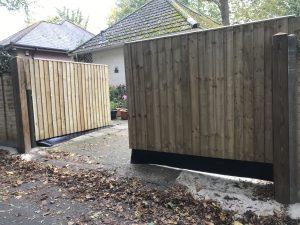 large gates